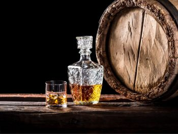 How is whiskey made