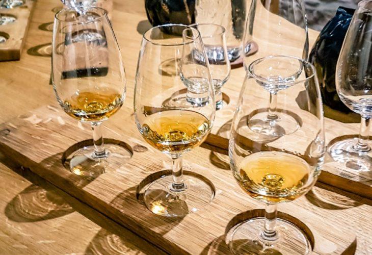 How to taste whiskey